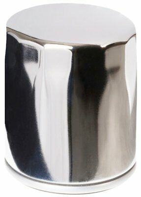 99-UP TWIN CAM Oil Filter - 87182- V-TWIN- CHROME