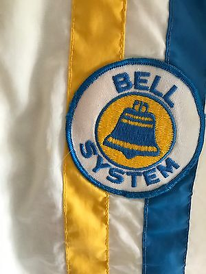 1970's Bell Systems, Bell Telephone, Employee Uniform Jacket, Size Medium.