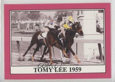 1991 Horse Star Kentucky Derby #85 Tomy Lee MiscSports Card