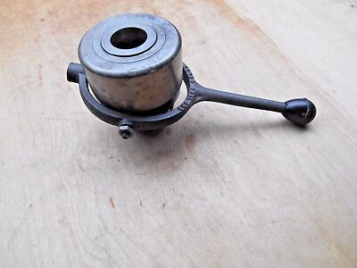 """Zagar 5C Collet Chuck , With 1-1/2"""" - 8 Back Plate"""