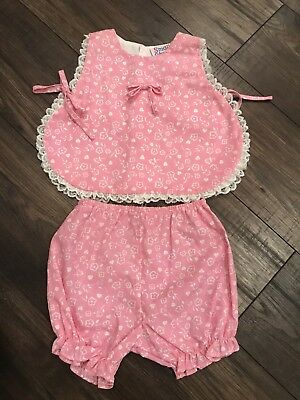 Vintage? Baby Girl 12 Months Outfit