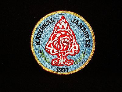 Boy Scout   Order Of The Arrow  1997  National Jambo Pp