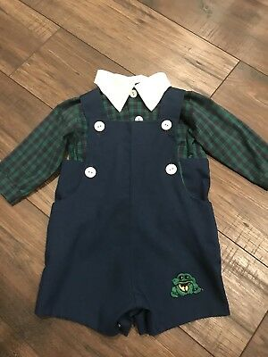 Vintage 1970s Boys 12 Months Outfit. Something Pretty