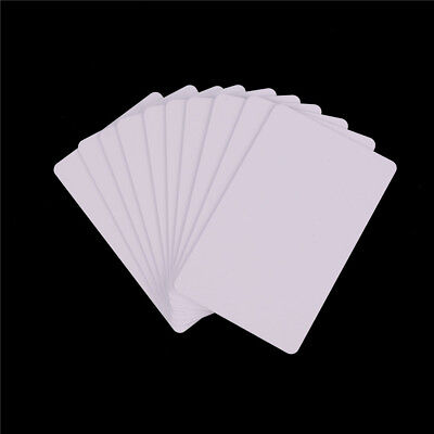 10pcs Thin smart card NTAG215 NFC Forum Tag For All NFC Mobile Phone NFC Card WL