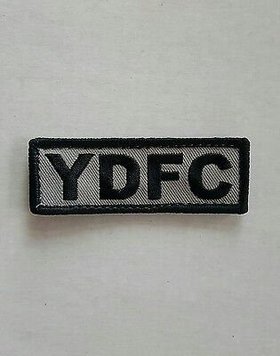 YDFC  tactical Moral patch combat  hook and loop military swat