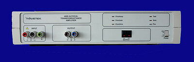 Datron 4600  calibrator, transconductance amplifier