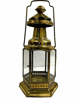 Royal Yard Nautical Home & Outdoor Antique Decorative Hanging Brass Lamp ML 051