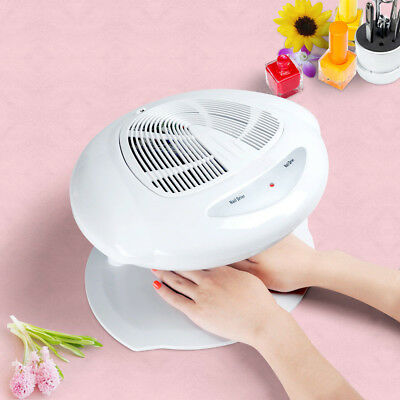 2in1 Nagellack Finger-Zehe-Trockner Warm & Cool Blower Fan Breeze Sensor
