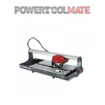 Rubi DU-200-L Bridge Wet Saw 110v 25989