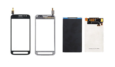 Samsung Galaxy Xcover 4 G390 SM-G390F Touch Screen Digitizer With Adhesive + LCD