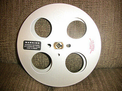 16mm 400ft aluminum split reel New Goldberg