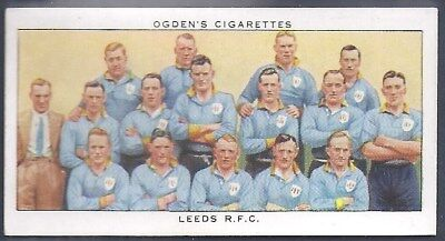 Ogdens-Champions Of 1936-#22- Rugby - Leeds