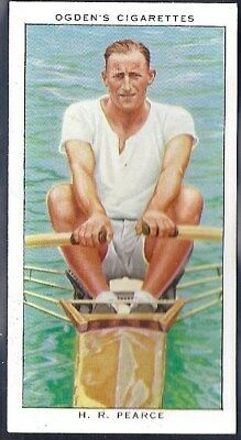 Ogdens-Champions Of 1936-#39- Sculling - Pearce