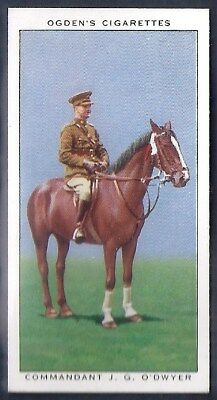 Ogdens-Champions Of 1936-#44- Show Jumping - O'dwyer