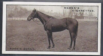 Ogdens-Derby Entrants 1929-#44- Horse Racing - Robbie Burns