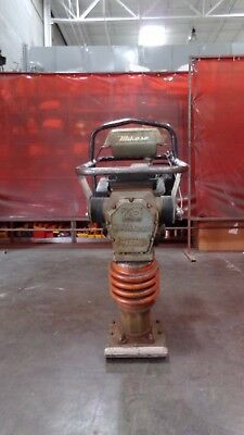 Multiquip Mikasa Jumping Jack Tamping Rammer MT-74F