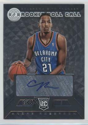 2013-14 Totally Certified Rookie Roll Call Signatures Silver Andre Roberson Auto