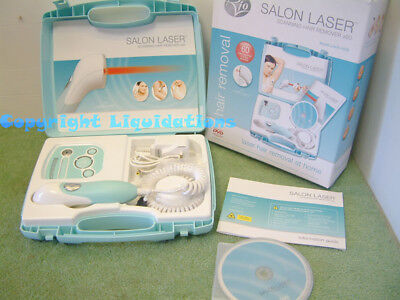 Rio Salon Laser Scanning Hair Remover x60 Model LAHS-3000