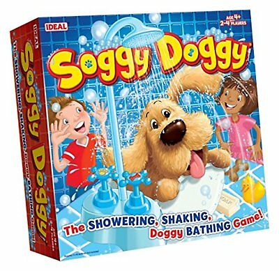 John Adams Soggy Doggy Game Multi-Colour For 2-4 Players (26.7 x 14 x 26.7) cm