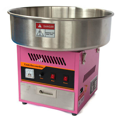 Commercial Cotton Candy Machine Fairy Floss Maker