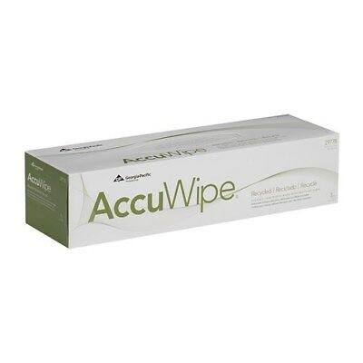 Expensive Surfaces?  GPC 2977803  White GP Accuwipes Delicate Task Wipers (1400)