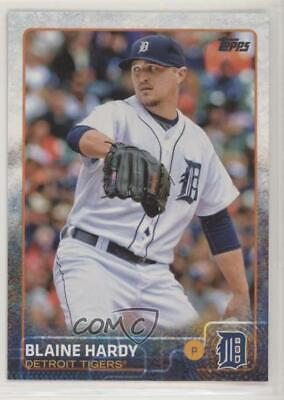 2015 Topps Update Series #US246 Blaine Hardy Detroit Tigers RC Baseball Card