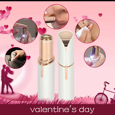 ❤️ New Finishing Touch Flawless Women's Painless Facial Hair Remover