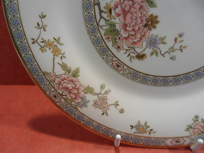 """Royal Doulton, CANTON, 2 x 8"""" Plates (A) first quality"""