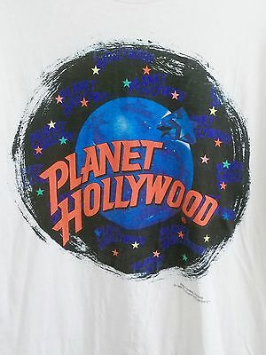 Planet Hollywood T-Shirt Adult XL X-Large