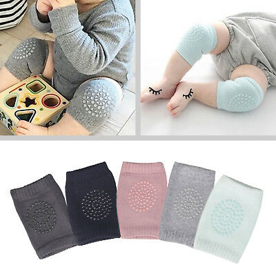 Safety Crawling Knee Elbow Pads Leg Protector Anti-Slip for Infant Kids Baby
