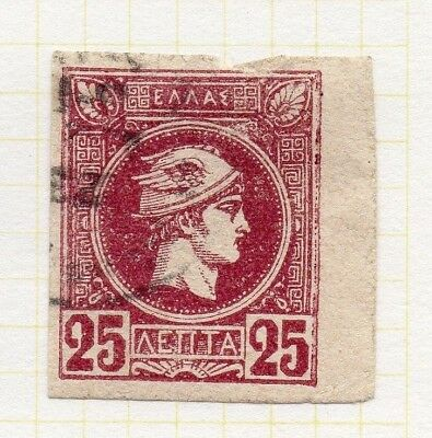 Greece 1889-95 Early Issue Fine Used 25L. 200184