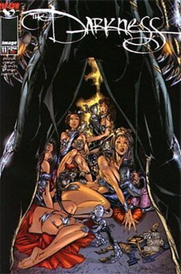 Darkness (Vol 1) #  11 Near Mint (NM) CvrD Image MODERN AGE COMICS