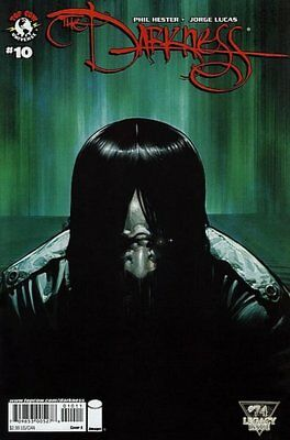 Darkness (Vol 3) #  10 Near Mint (NM) Image MODERN AGE COMICS