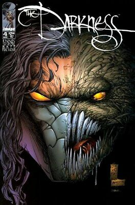Darkness (Vol 1) #   4 Near Mint (NM) Image MODERN AGE COMICS