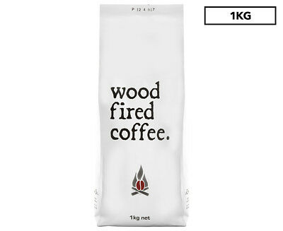 Wood Fired Coffee Beans 1kg