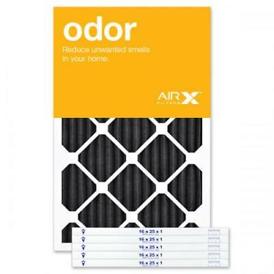 AiRx Odor 16x25x1 Carbon Pleated Filter