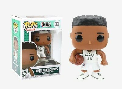 Funko Pop Sports: NBA - Giannis Antetokounmpo Vinyl Figure Item No. 21801