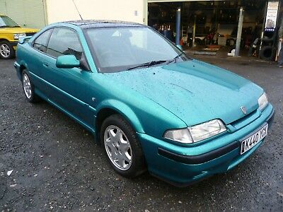 1993 Rover 216 Coupe Tomcat Green