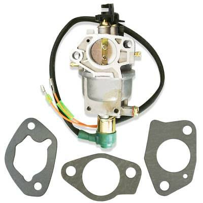 New Carburetor & Solenoid Fits For Honda GX390 Generator 13 HP Engine Carb