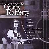 The Best Of Gerry Rafferty, Acceptable, , CD