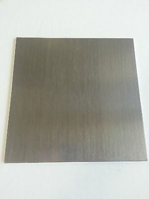 ".125 1/8"" Aluminum Sheet Plate 6061 6"" x 6"" (set of 4)"