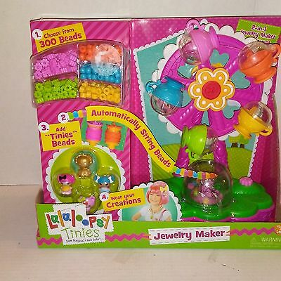 Lalaloopsy Tinies JEWELRY MAKER Toy - NEW