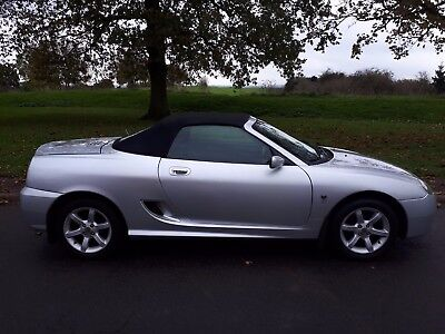 Mg Tf 1.8 Sports Convertable 2003/03