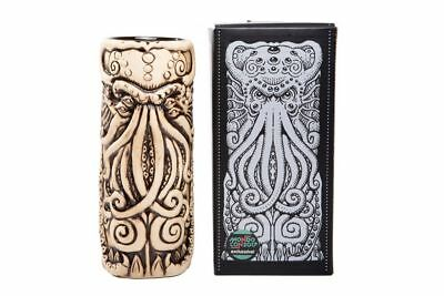 Mondo Cthulhu Ceramic Tiki Mug Limited Edition /500 William Stout MondoCon 2017