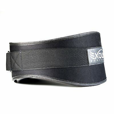 Weight Lifting Belt Adjustable High Performance Heavy Lifting for Men (LARGE)