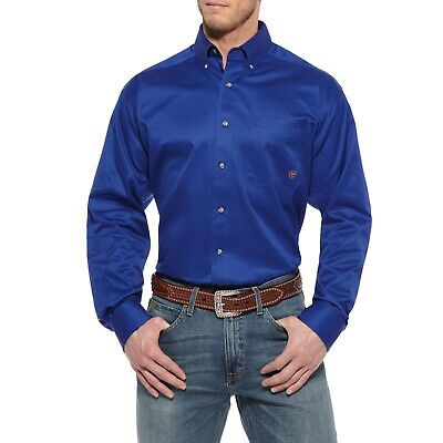 Ariat Solid Twill Shirt 10006660