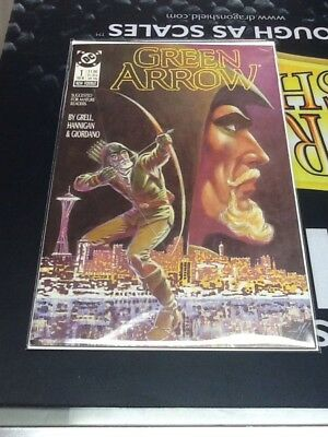 Green Arrow #1 (Feb 1988, DC)