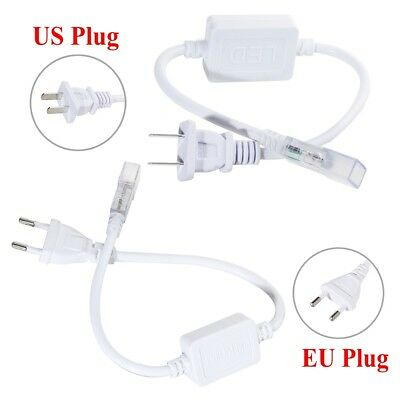 Special 110V 220V US/EUPlug For 5050 LED Strip Light Accessory Power Adapter