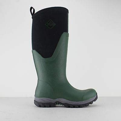 f3aac894eef1 Muck Boots ARCTIC SPORT II TALL Ladies Womens Rubber Warm Wellington Boots  Green