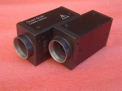Sony XC-HR300 XCHR300 CCD Quad Scan Camera module Used Tested